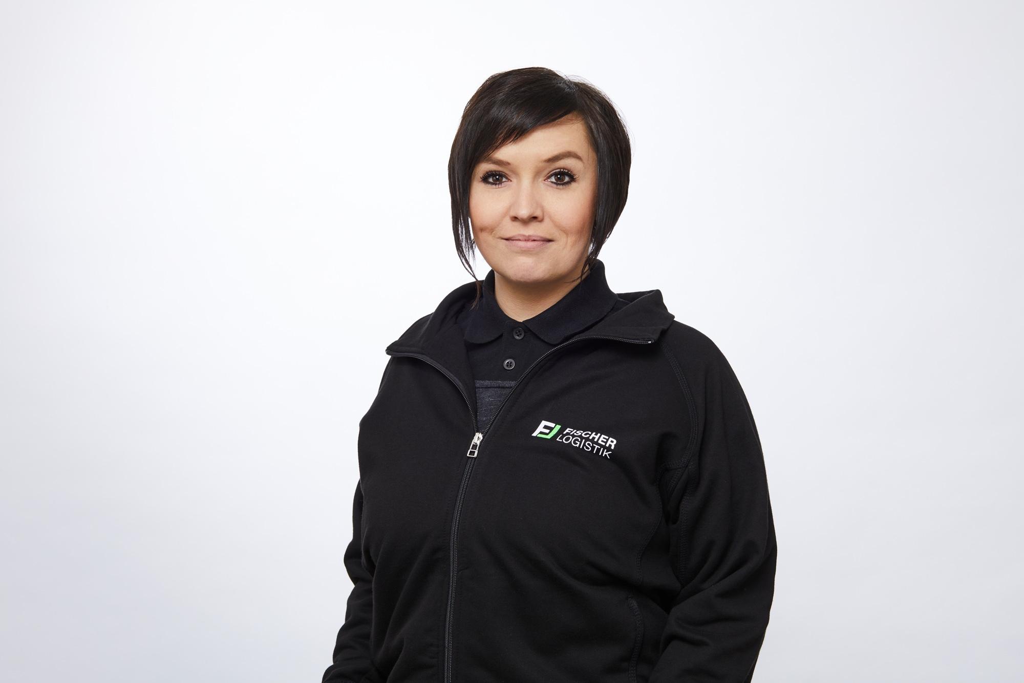 Stefanie Koppel von Fischer Logistik